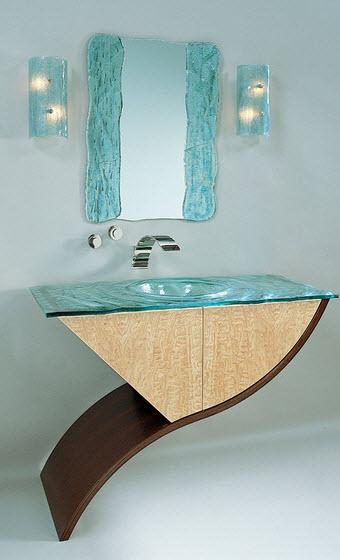Azulejos Baño Originales:Diseños de cuartos de baño originales que nos darán ideas para