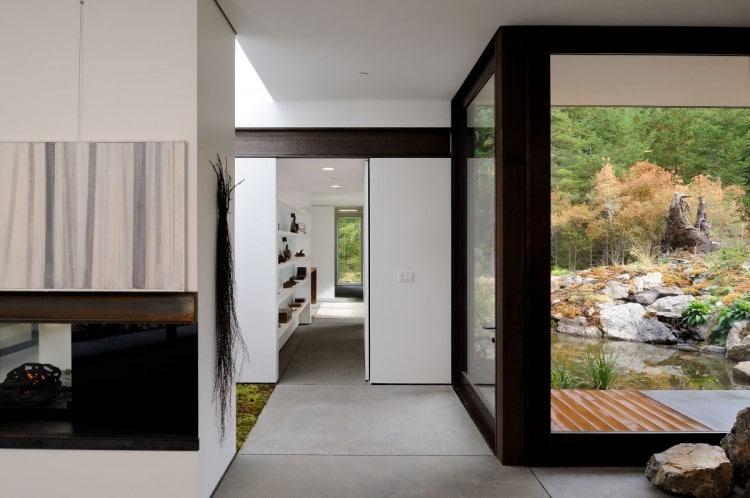 Diseño de casa de campo económica y moderna, construye una vivienda