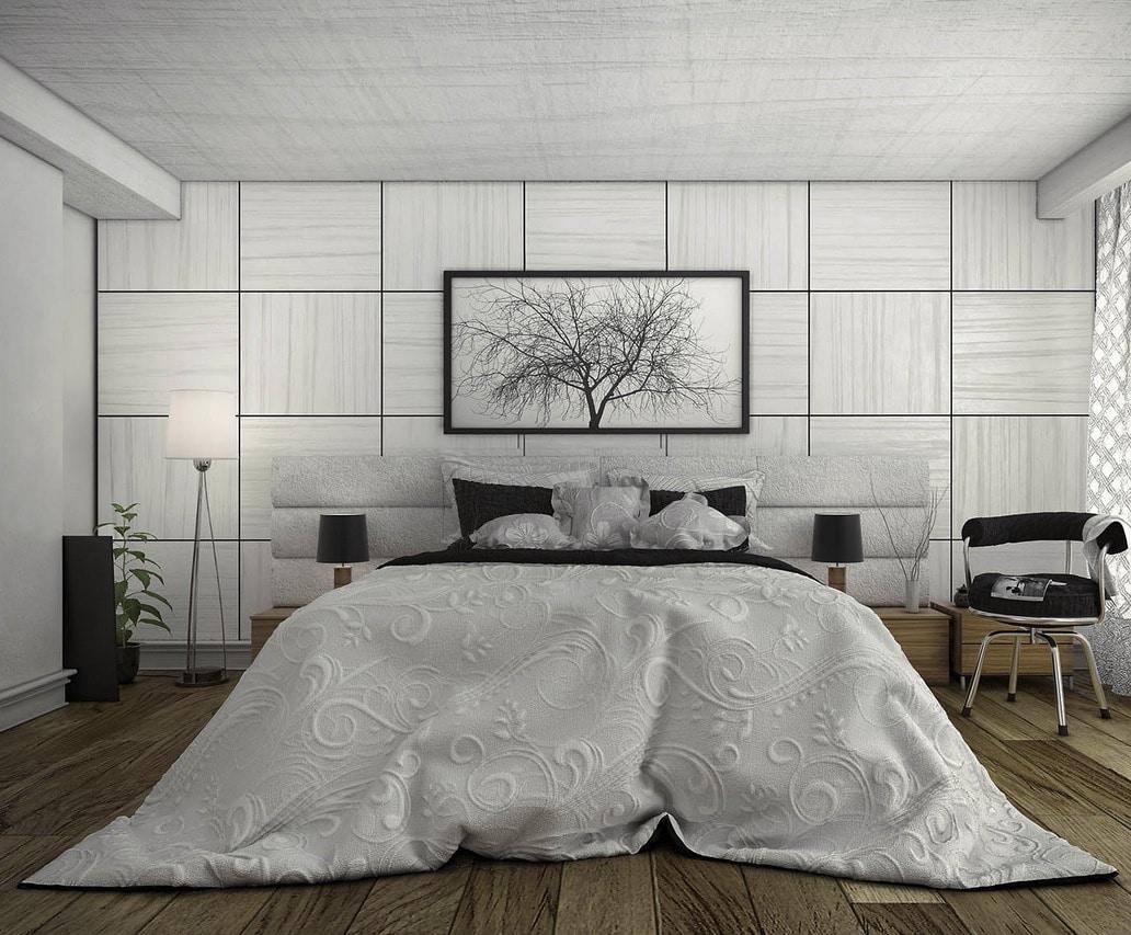 10 decoraciones de dormitorios que te inspiraran for Cuarto de los padres blancos