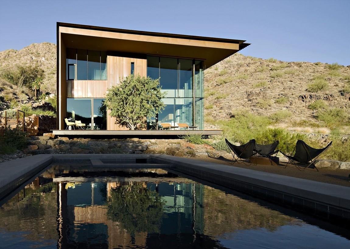 Planos para casas de dos pisos for Casa moderna wiki
