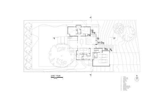 Planos de casa grande de dos pisos