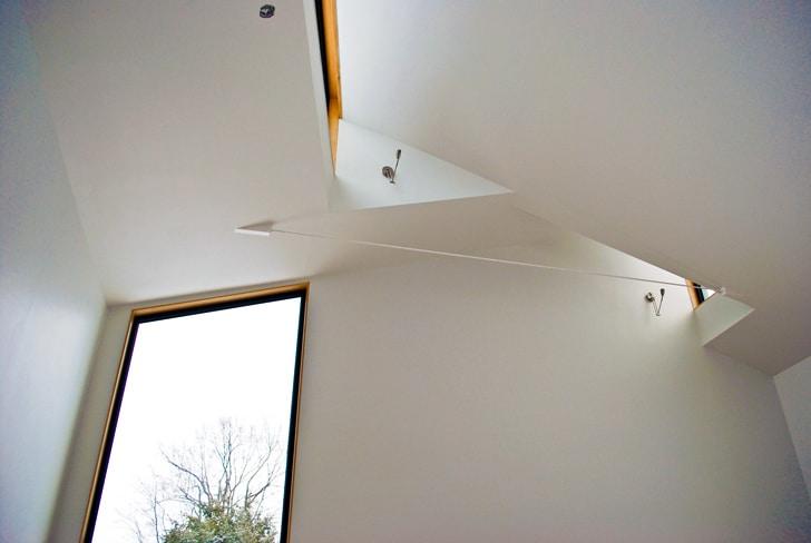 Dise o de casa pasiva de dos pisos fachada y planos for La casa tiene un techo