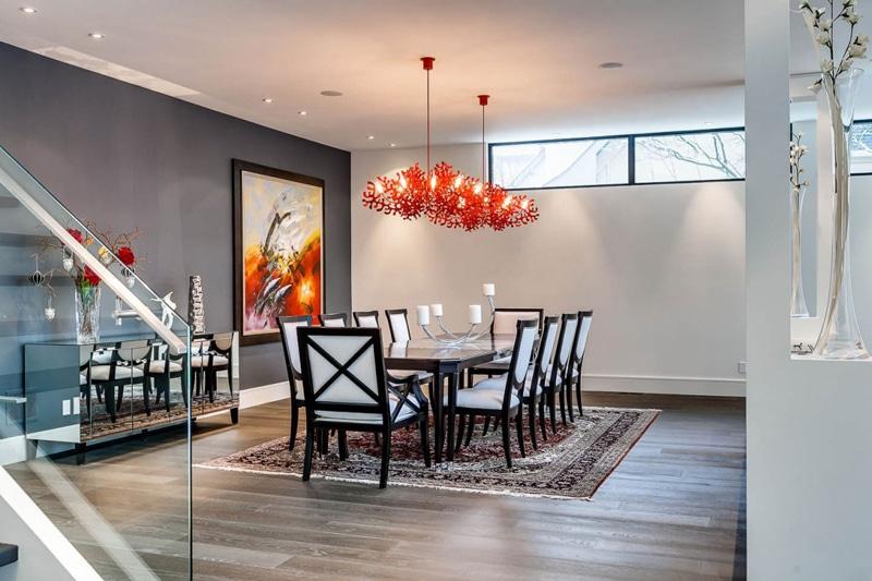 Casa de dos pisos planos y decoraci n construye hogar for Decoracion de techos de salas
