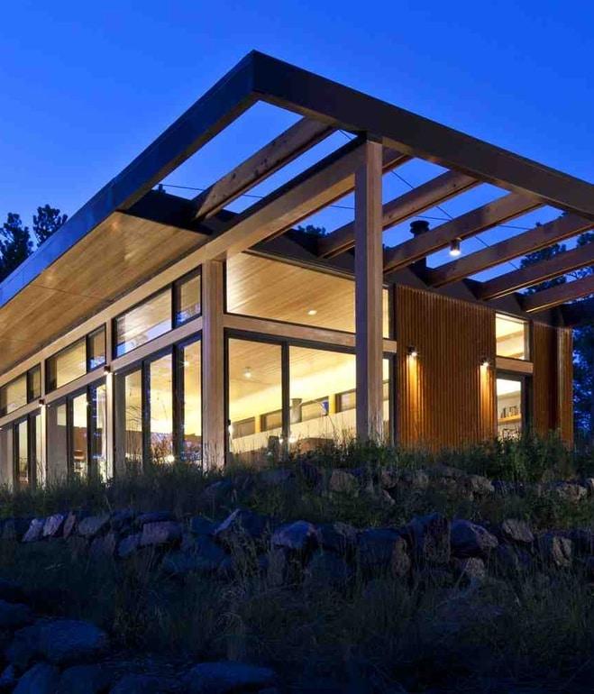 Dise o de casa autosostenible construye hogar - Construye hogar ...