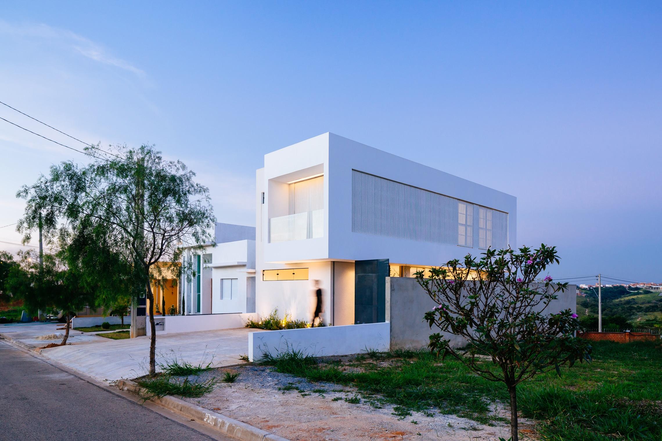 Sencilla Casa De Dos Pisos Con Planos Y Dise 241 O De Interiores Construye Hogar