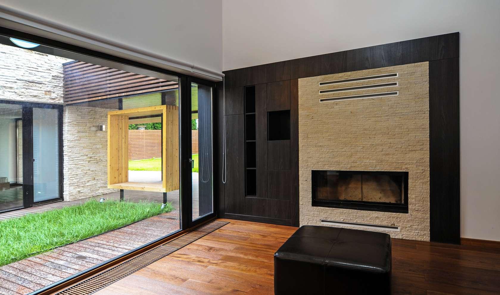 Chimeneas en pisos awesome casa con chimenea carrer costa - Chimeneas para pisos ...