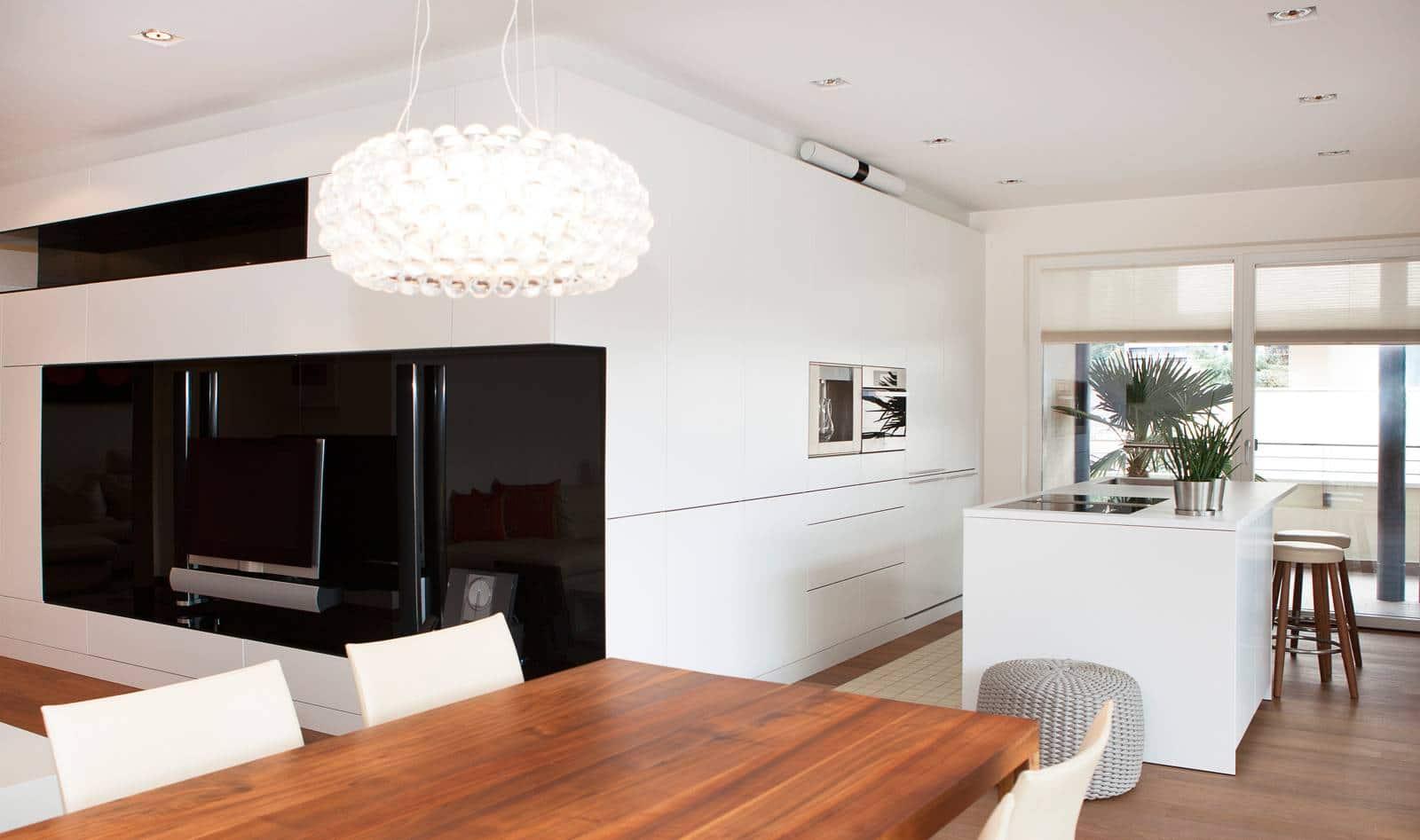 Dise o de planos de apartamento e interior construye hogar - Decoracion de cocina comedor ...