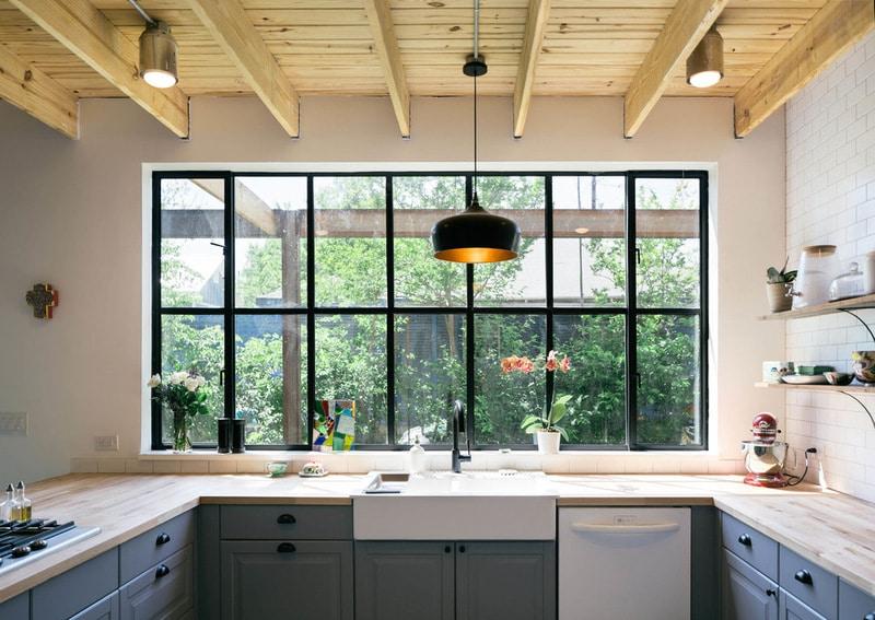 Dise o de casa de campo sencilla construye hogar - Cocinas rusticas de campo ...