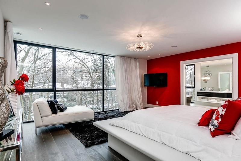 Casa de dos pisos planos y decoraci n construye hogar for Diseno de habitacion principal pequena