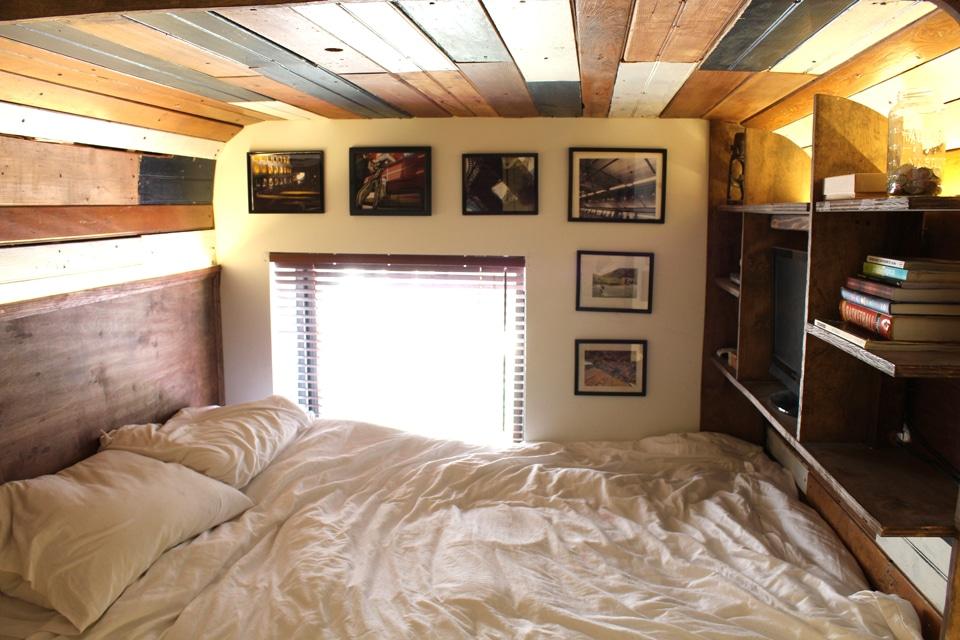 Decoracion Reciclada Para Dormitorios ~ Dise?o de apartamento de dos habitaciones, planos y decoraci?n de