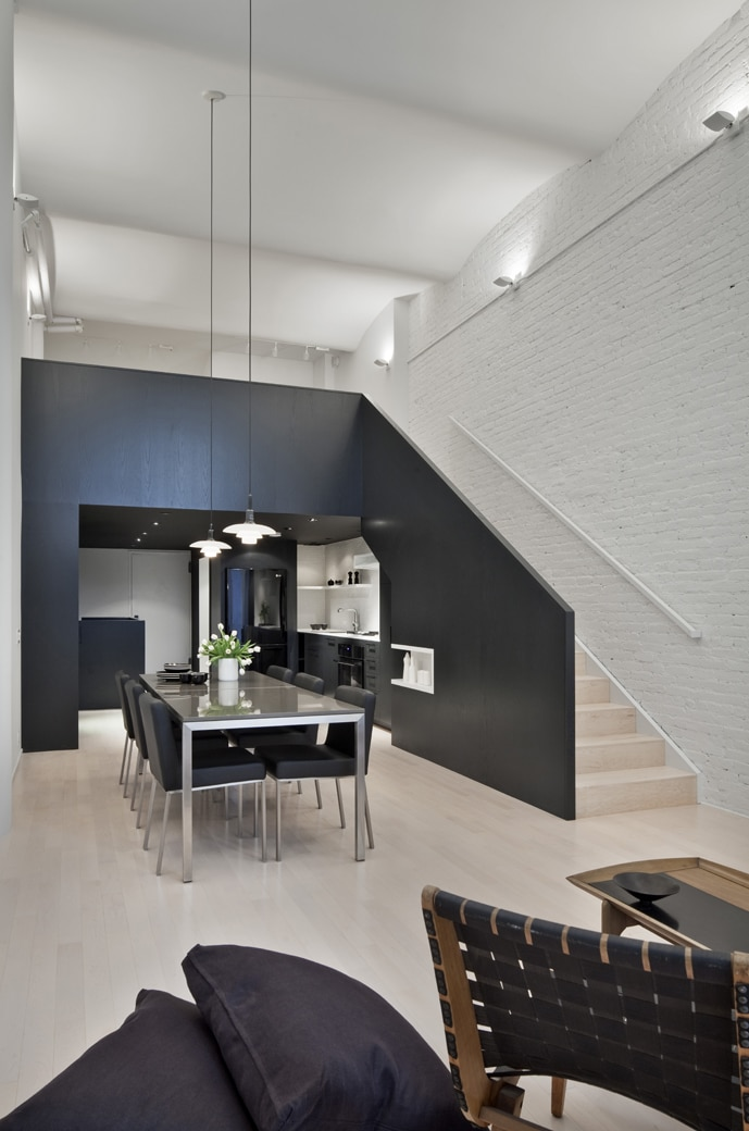 Decoraci n de interiores de apartamento peque o dise o for Diseno de interiores departamentos modernos