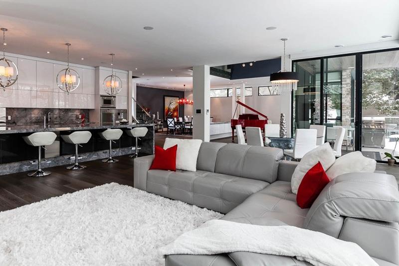 Casa de dos pisos planos y decoraci n construye hogar for Ver decoraciones de casas