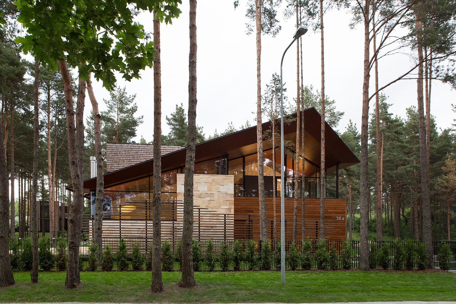 Casa de campo con planos dise o de fachada e interiores for Casa de campo arquitectura