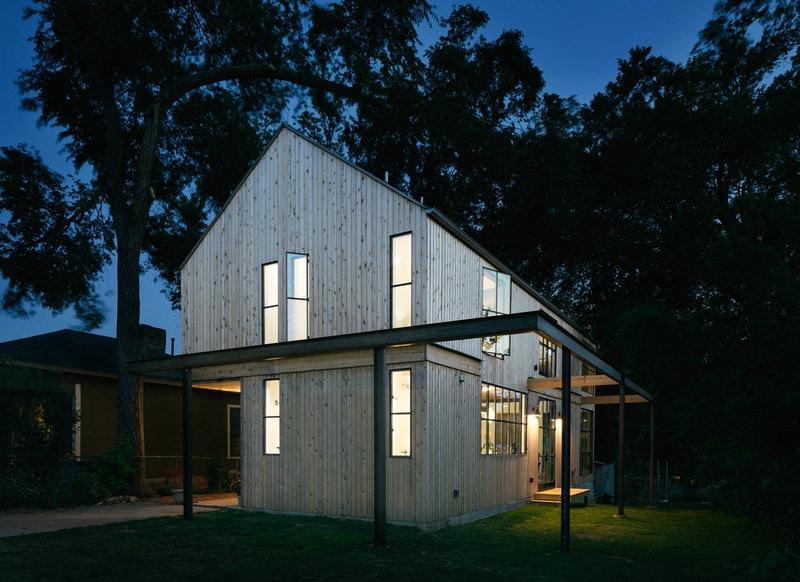 dise o de casa de campo sencilla construye hogar