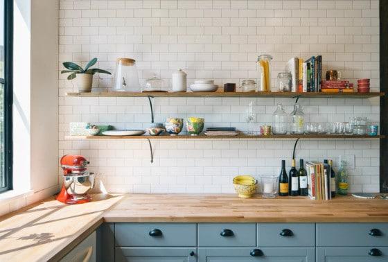 Muebles de cocina casa de campo