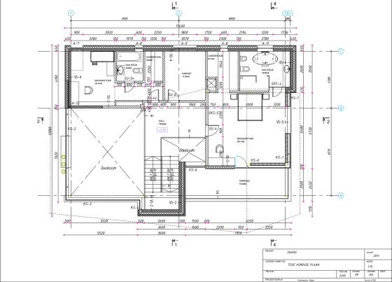 Casa de campo con planos dise o de fachada e interiores - Planos de casas rurales ...
