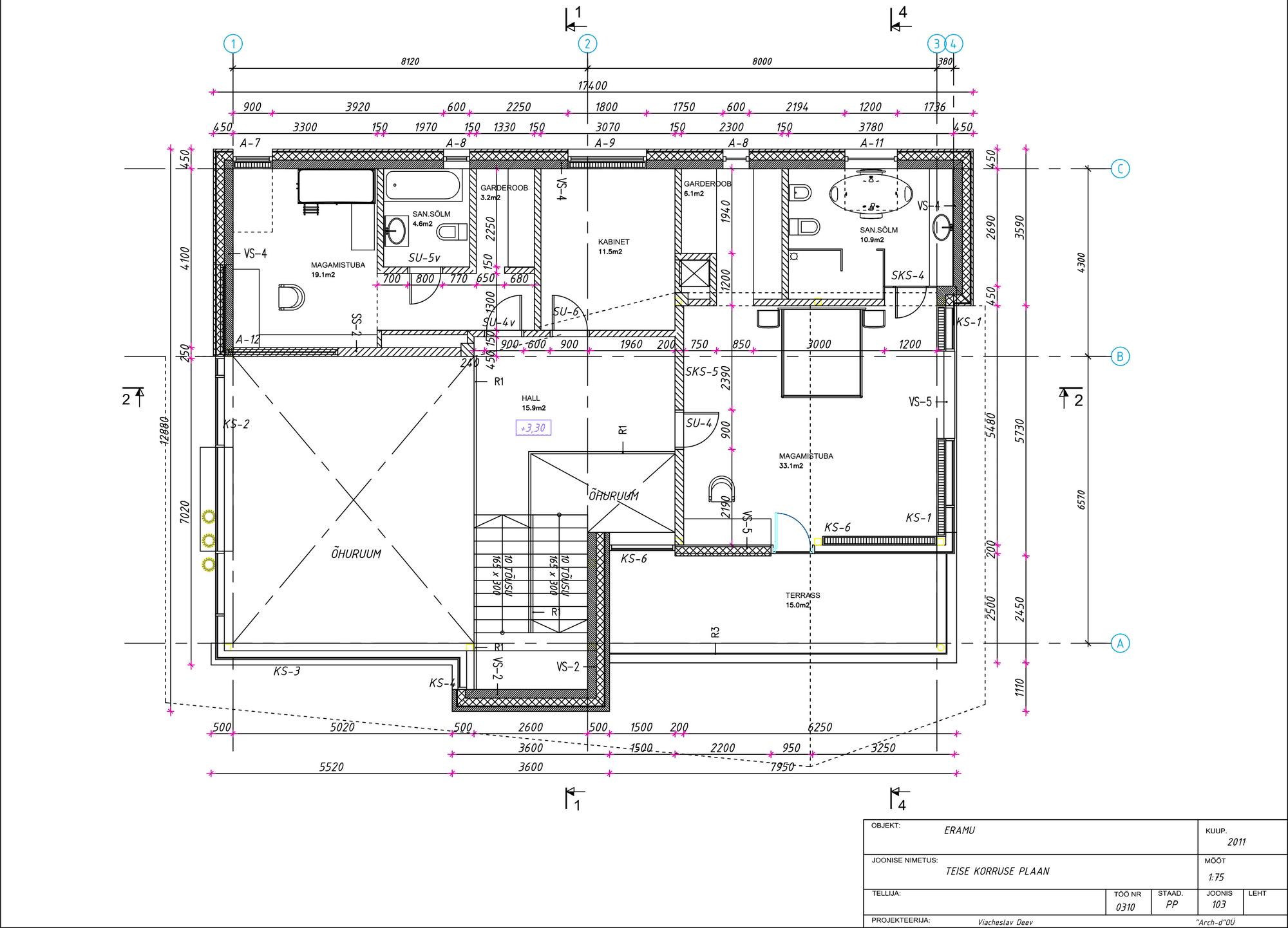 Casa de campo con planos dise o de fachada e interiores for Planos para segundo piso