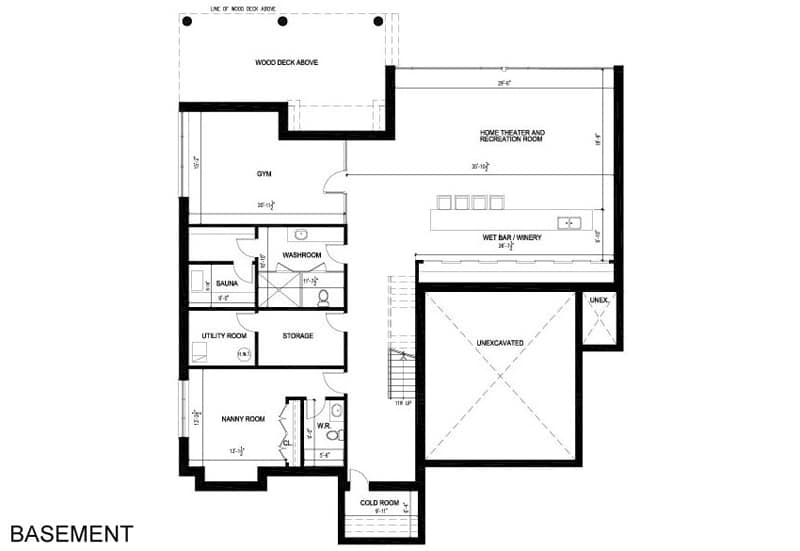 Ranch House Plans With Basement. Image Result For Ranch House Plans With Basement