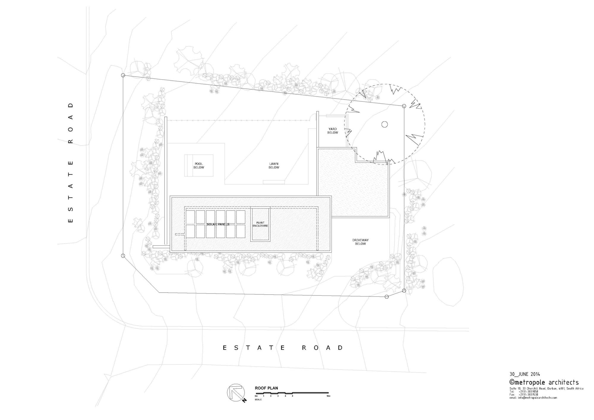 Casa moderna de dos pisos con planos construye hogar for Techos para casas de 2 pisos