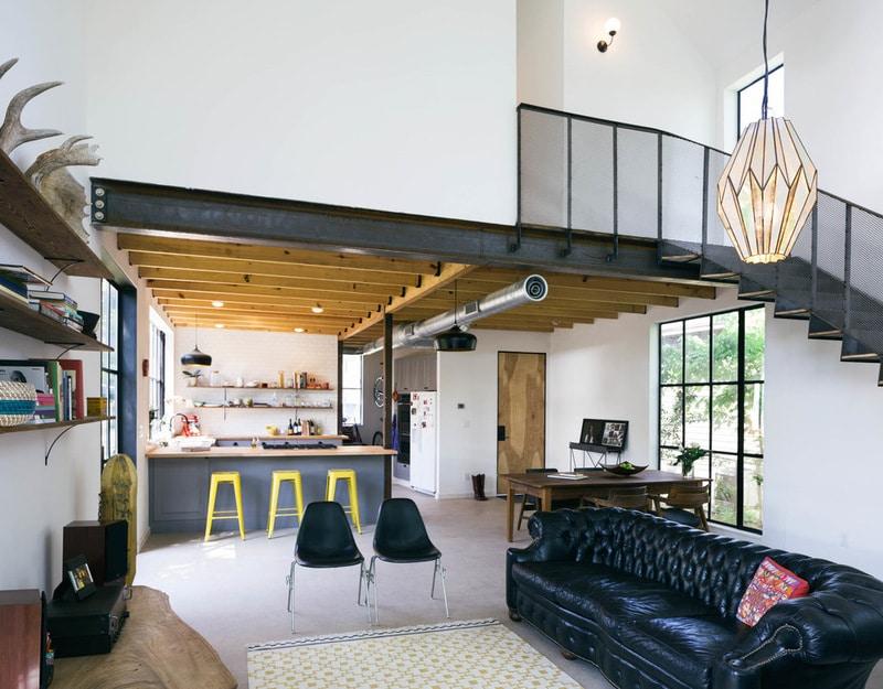 Dise o de casa de campo sencilla construye hogar - La cocina en casa ...
