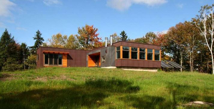 10 dise os de casas de una planta construye hogar for Diseno casa en l