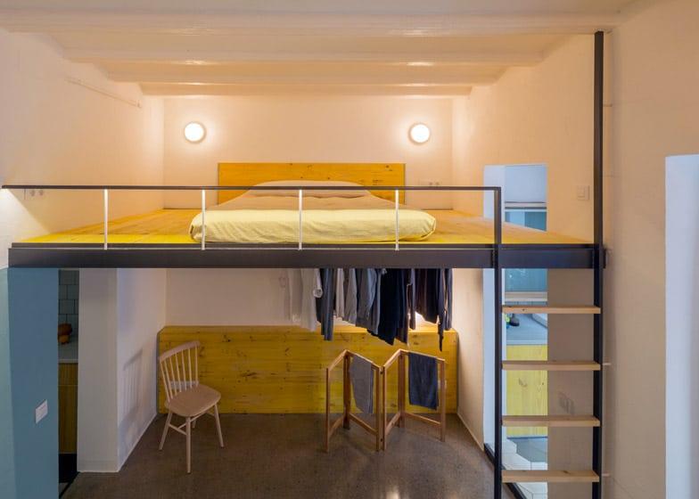 10 formas de organizar espacios peque os casa y for Diseno de espacios pequenos