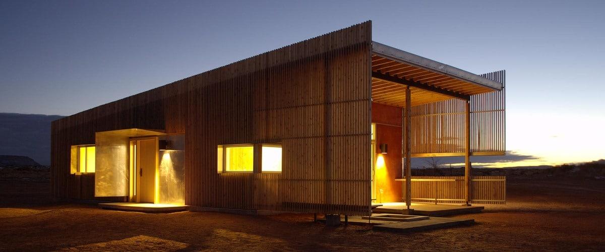 10 dise os de casas de una planta construye hogar - Disenos casas de madera ...