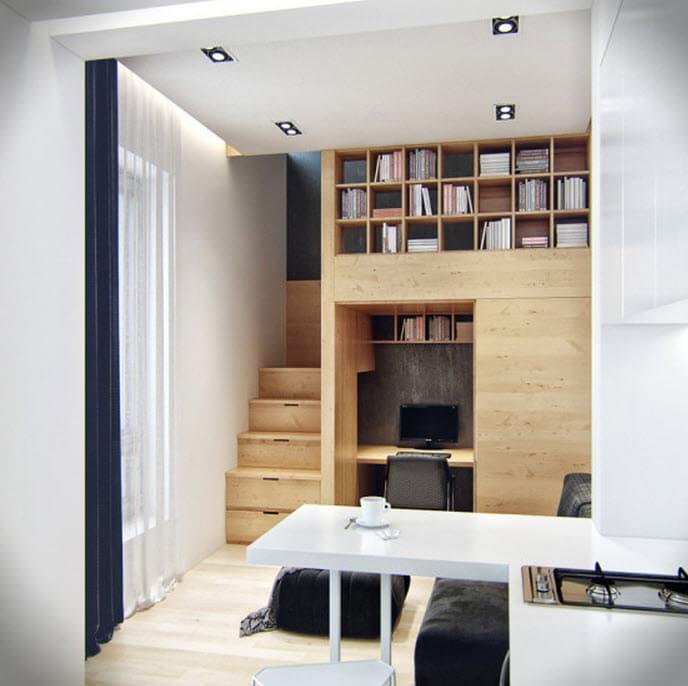 10 Formas De Organizar Espacios Pequeos Casa Y