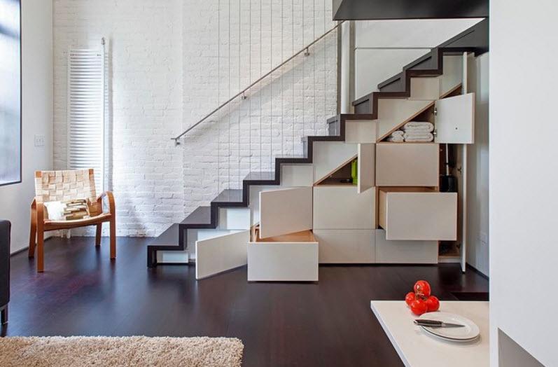 10 formas de organizar espacios pequeños casa y apartamentos ...