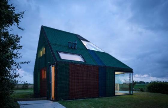 Diseño de pequeña casa de campo