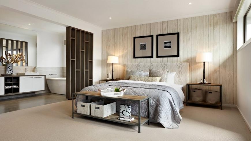 Dise o de casa de una planta con planos y fachadas - Disenos de cuartos ...