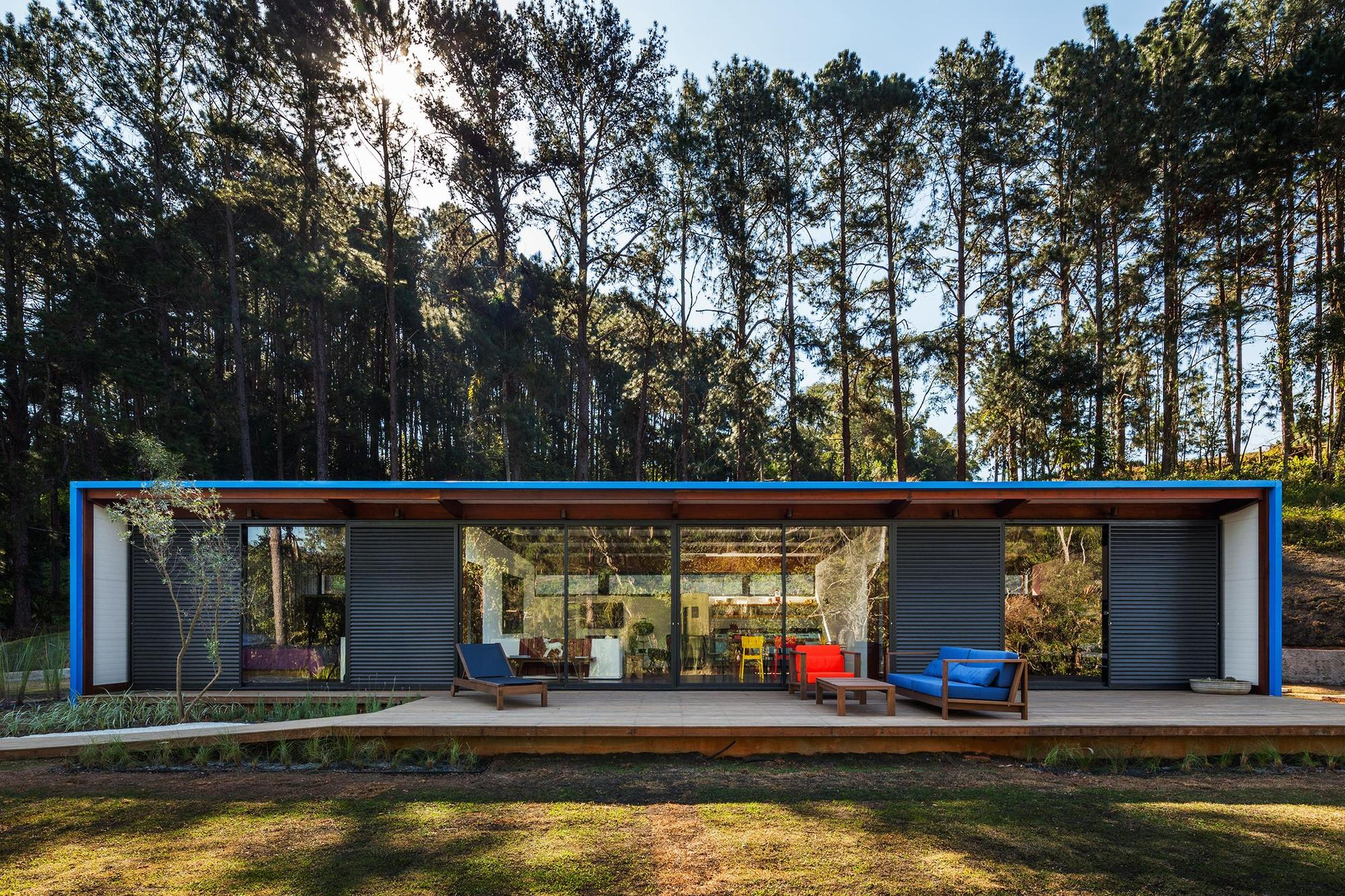 dise o de casa peque a moderna fachadas y planos