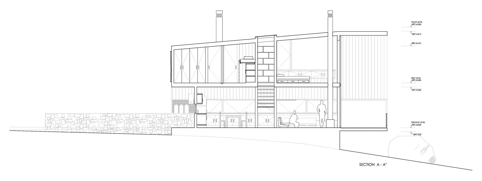 Dise o de casa moderna de dos pisos con planos construye for Planos y fachadas de casas