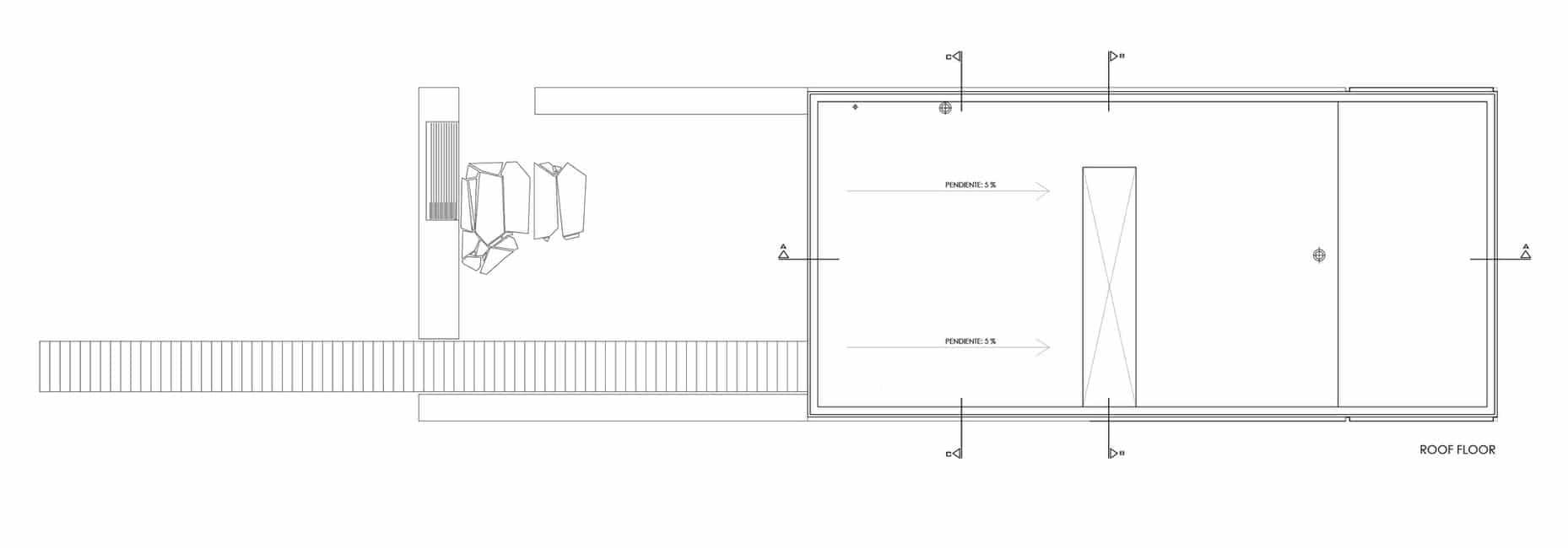 dise o de casa moderna de dos pisos con planos construye