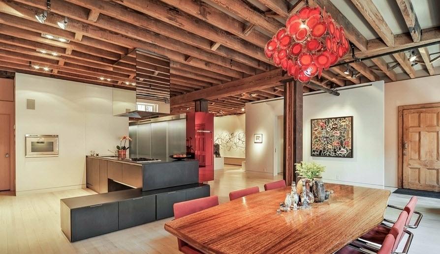 Dise o departamento rectangular planos construye hogar for Disenos para departamentos