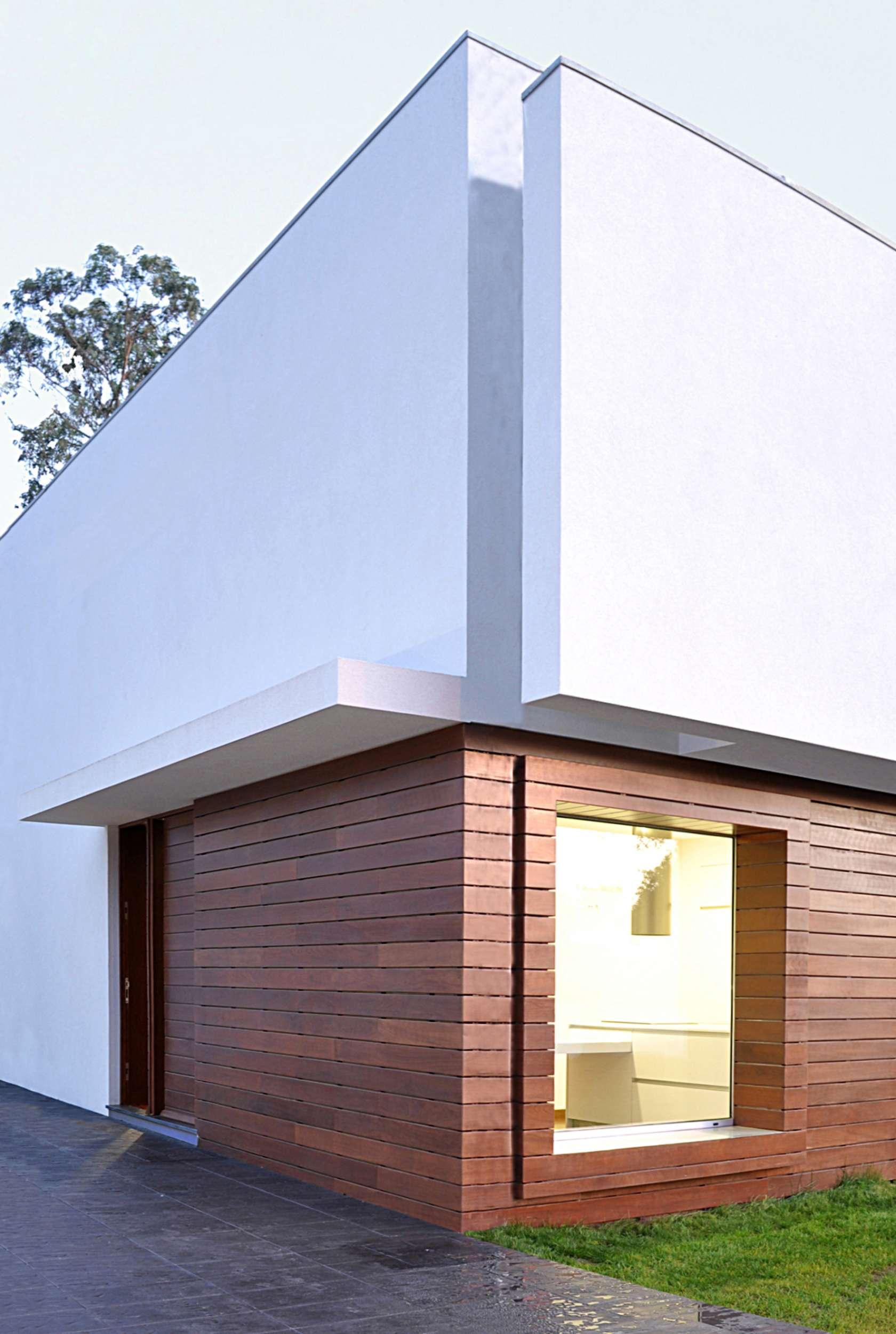 dise o de casa cuadrada de dos pisos con planos y fachadas