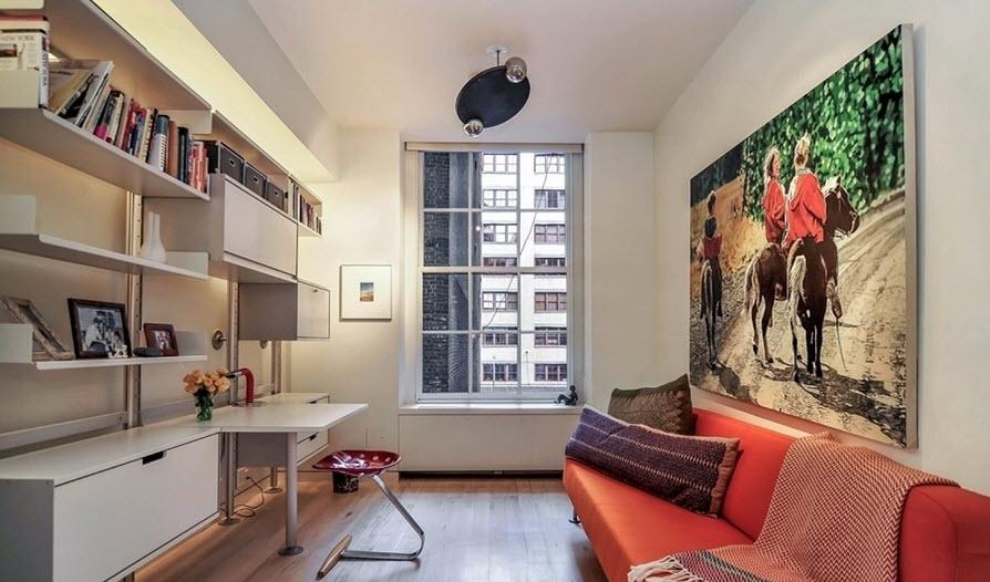 dise o departamento rectangular planos construye hogar