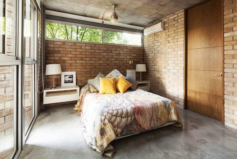 Planos de casa en forma de L, diseño | Construye Hogar
