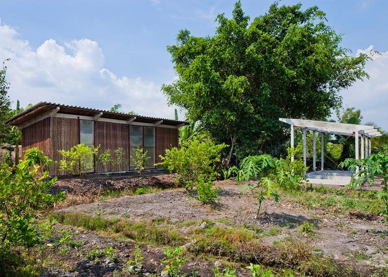 Dise o de casa peque a de campo a bajo precio - Casas rurales de diseno ...