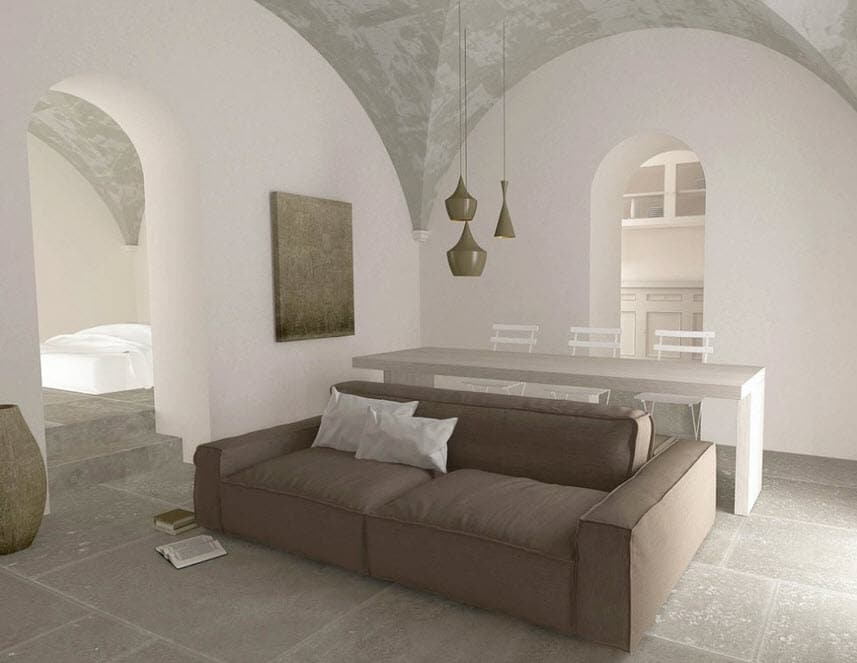 Planos de apartamentos peque os de uno y dos dormitorios for Diseno de comedores para espacios pequenos