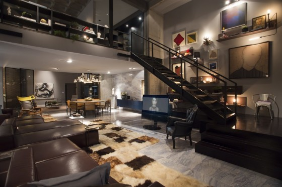 Diseño de apartamento tipo loft 1